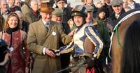 Disney completes remarkable horse racing double