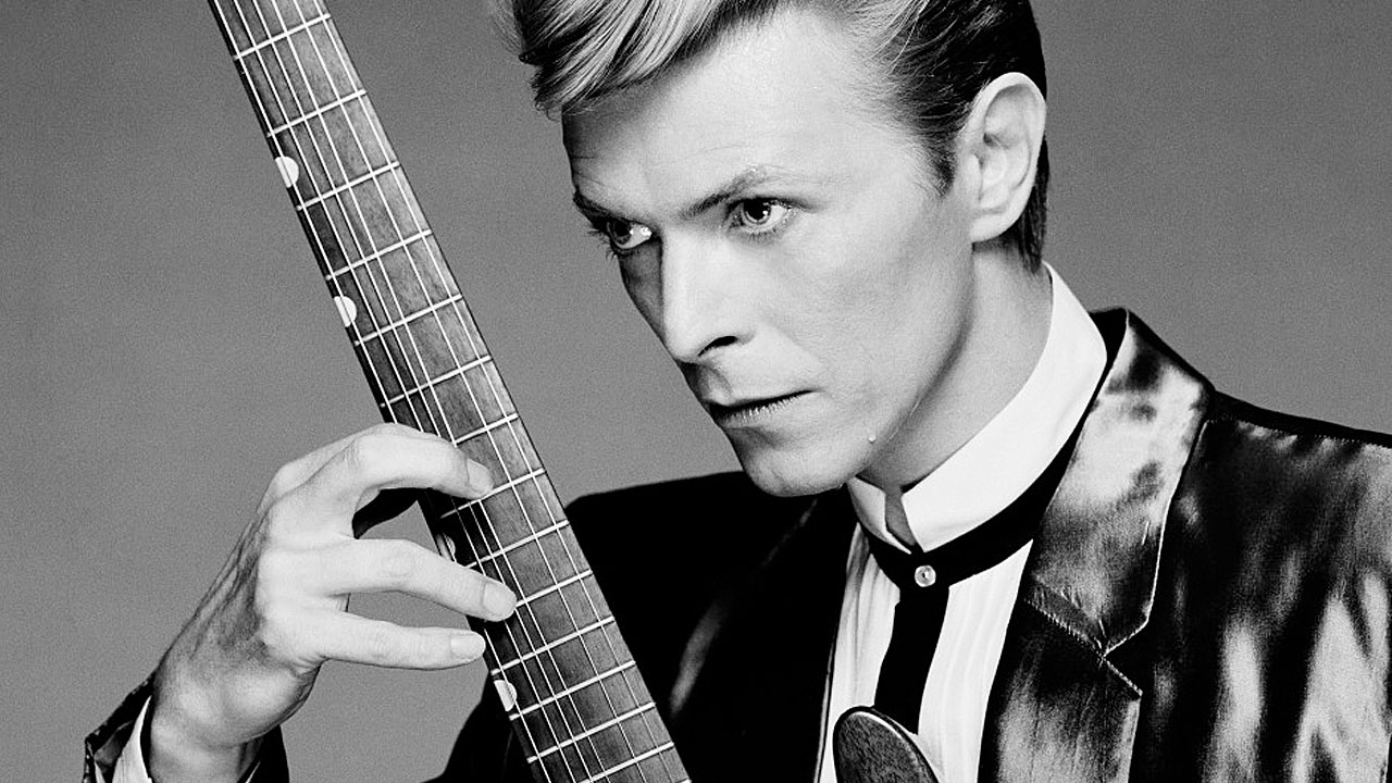 The greatest thing you'll ever learn is just to love and be loved in return. - David Bowie