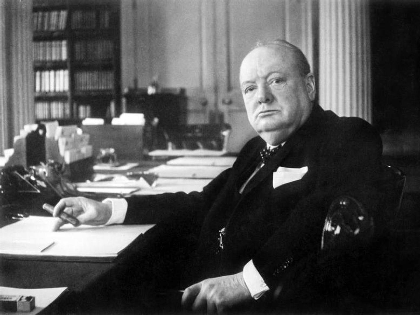 If you are going through hell, keep going. - Winston Churchill