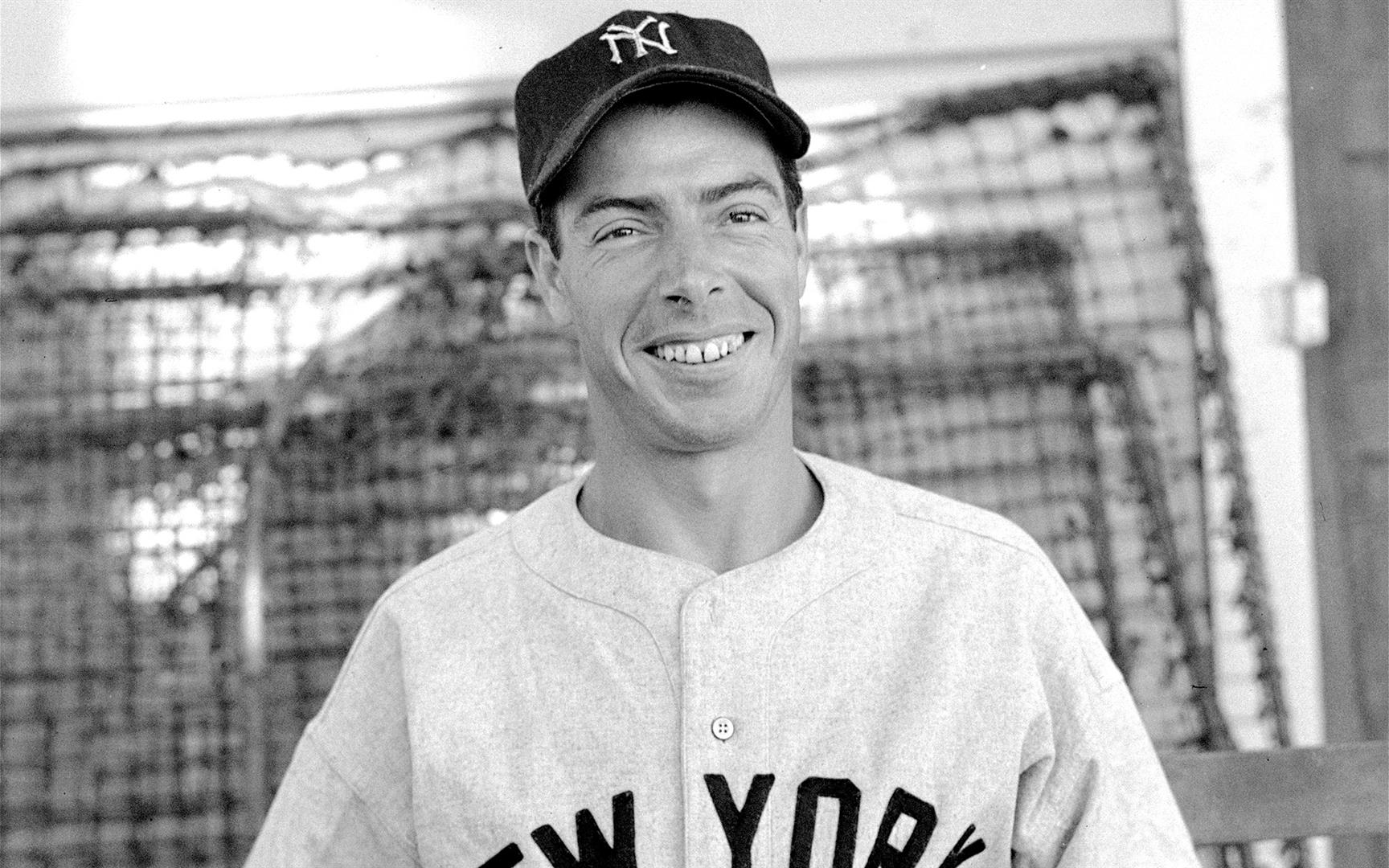 The reporter asked, why did you play so hard.  Because there might have been somebody in the stands today who'd never seen my play before, and might never see me again - Joe DiMaggio