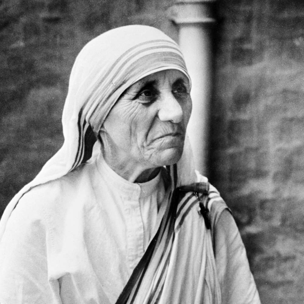 On this day in 1997 Mother Teresa died. We take a look at some of her greatest, most inspiring, quotes. - Mother Teresa, 26 August 1910 – 5 September 1997